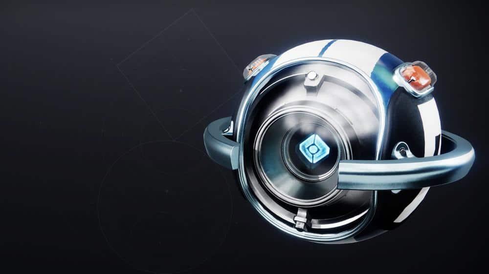 Kosmos Shell Destiny 2