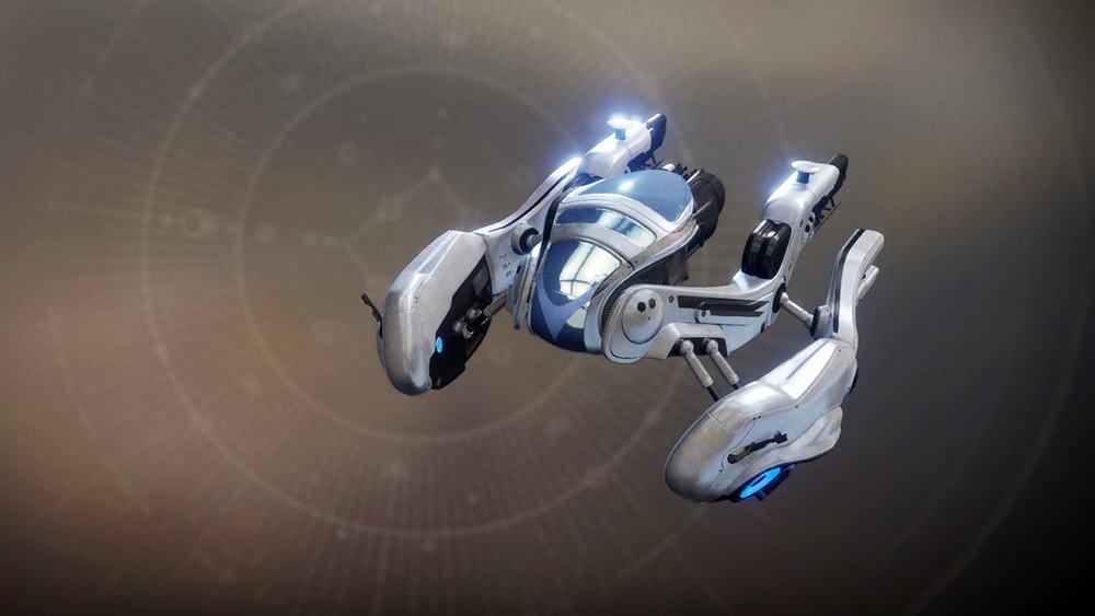 Lost Legend ship Destiny 2