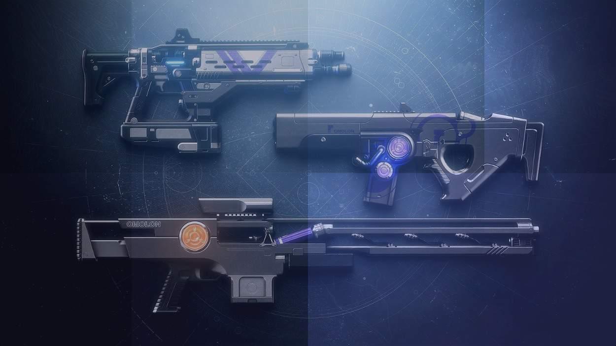 Nightfall weapons Destiny 2 Featured Parallax