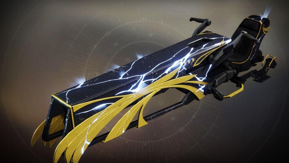 On Gilt Wings Destiny 2