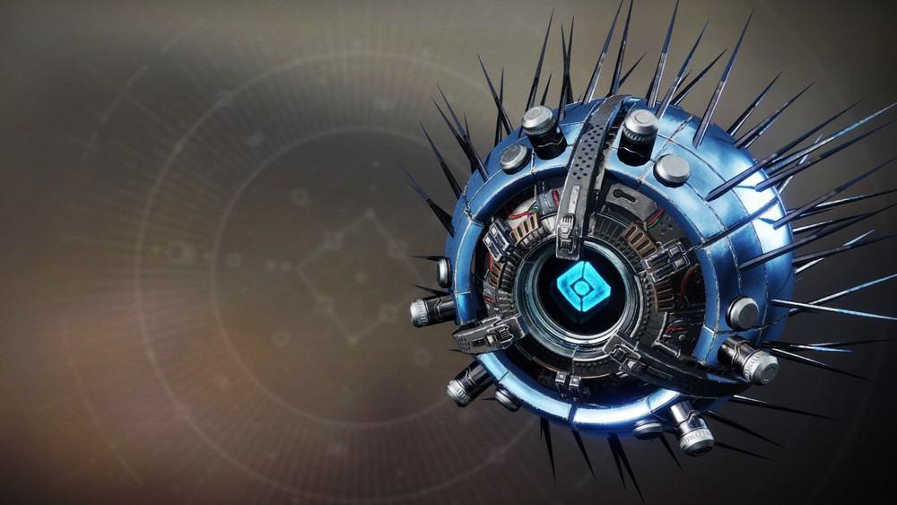 Orbweaver Shell Destiny 2