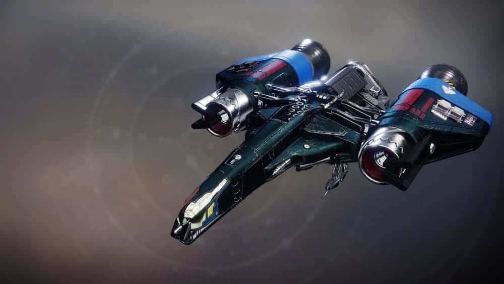 Queen of Hearts ship Destiny 2