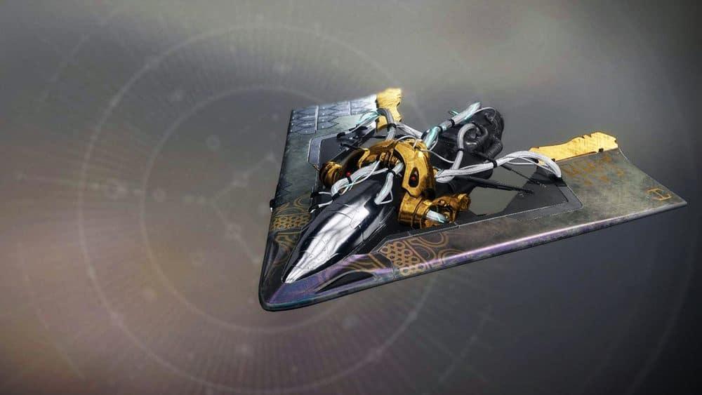 Sails of Osiris ship Destiny 2