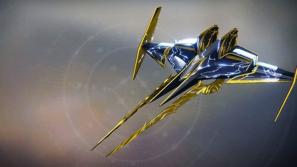 Solpiercer ship Destiny 2