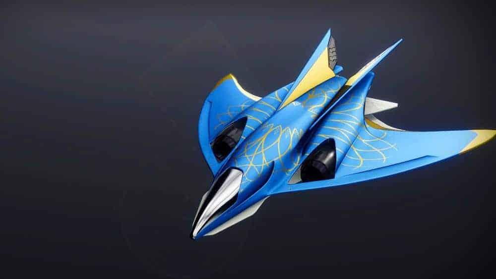 Starfarer 7M ship Destiny 2