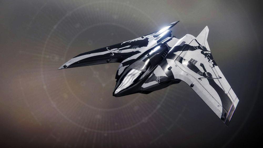 Symmetry Flight ship Destiny 2