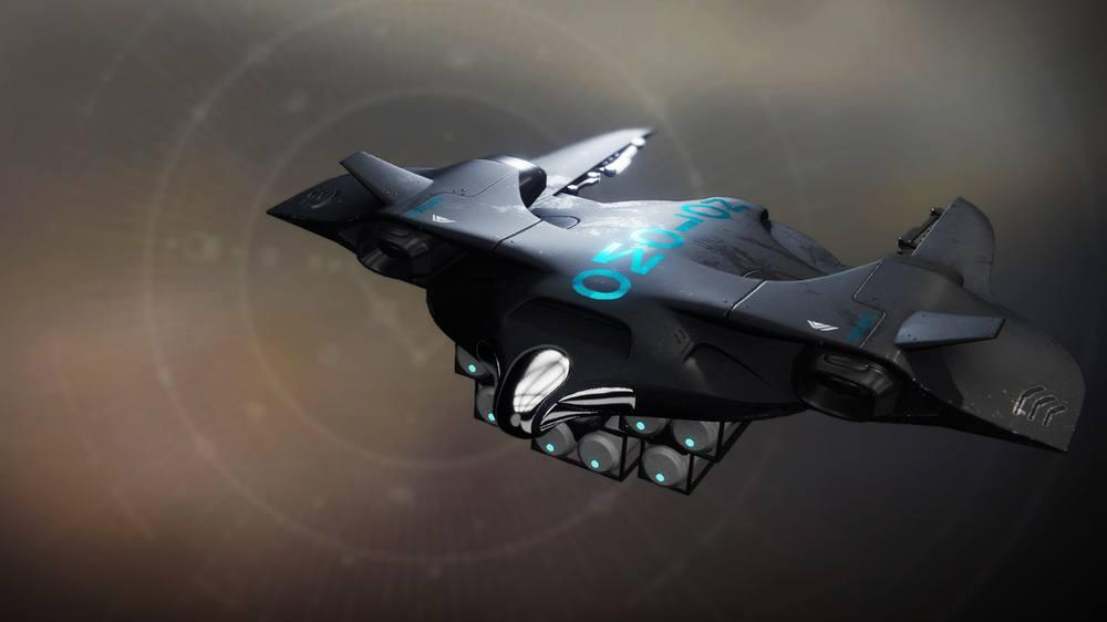 Tachyon-4 Destiny 2