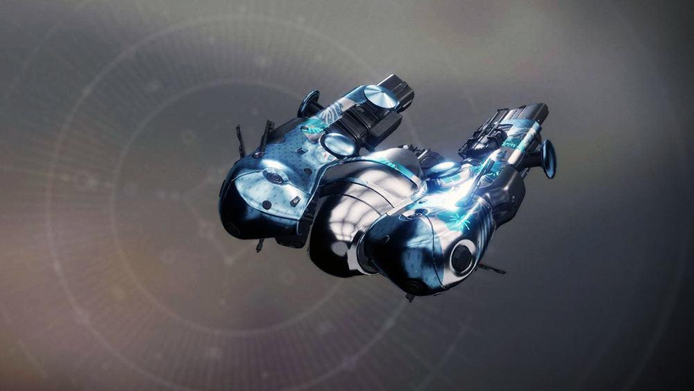 Takanome Wings ship Destiny 2