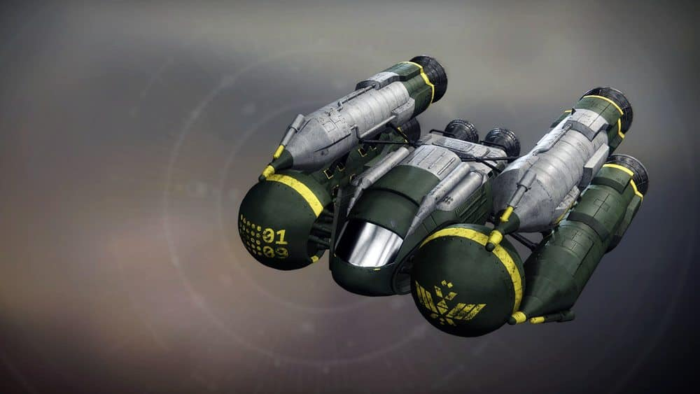 Tatarstan ship Destiny 2