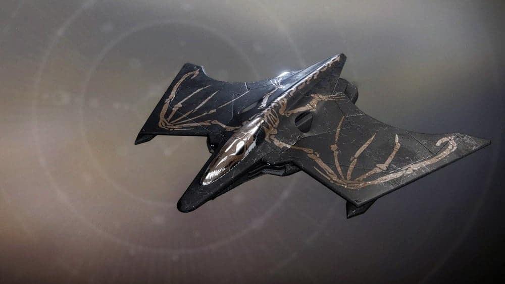 The Desmodus ship Destiny 2