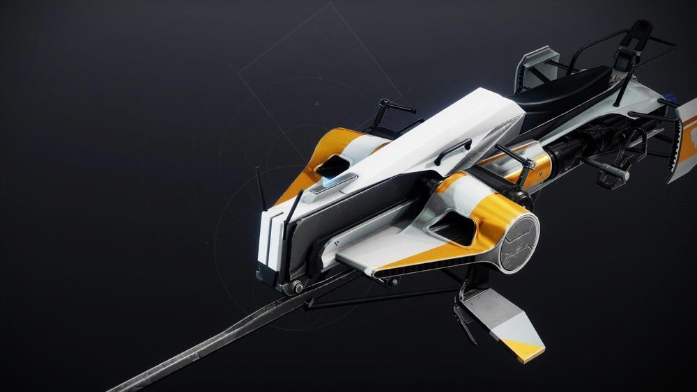 The Lone Howl Destiny 2