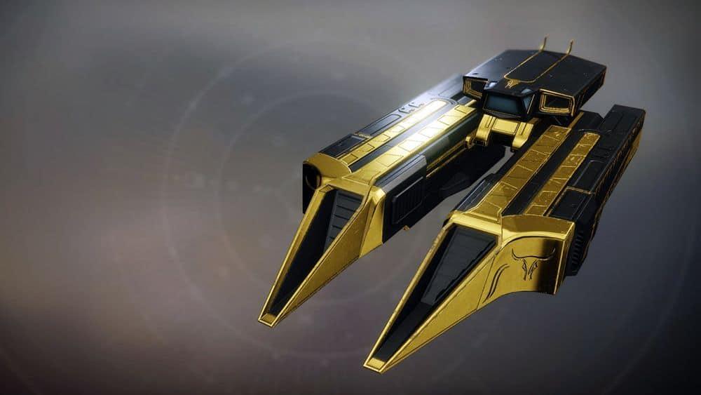 The Prod ship Destiny 2