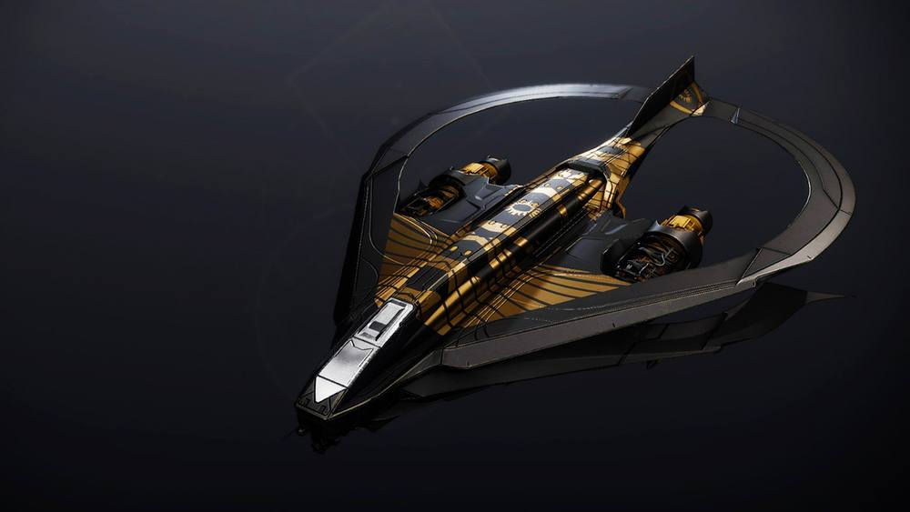 Winds of Change ship Destiny 2