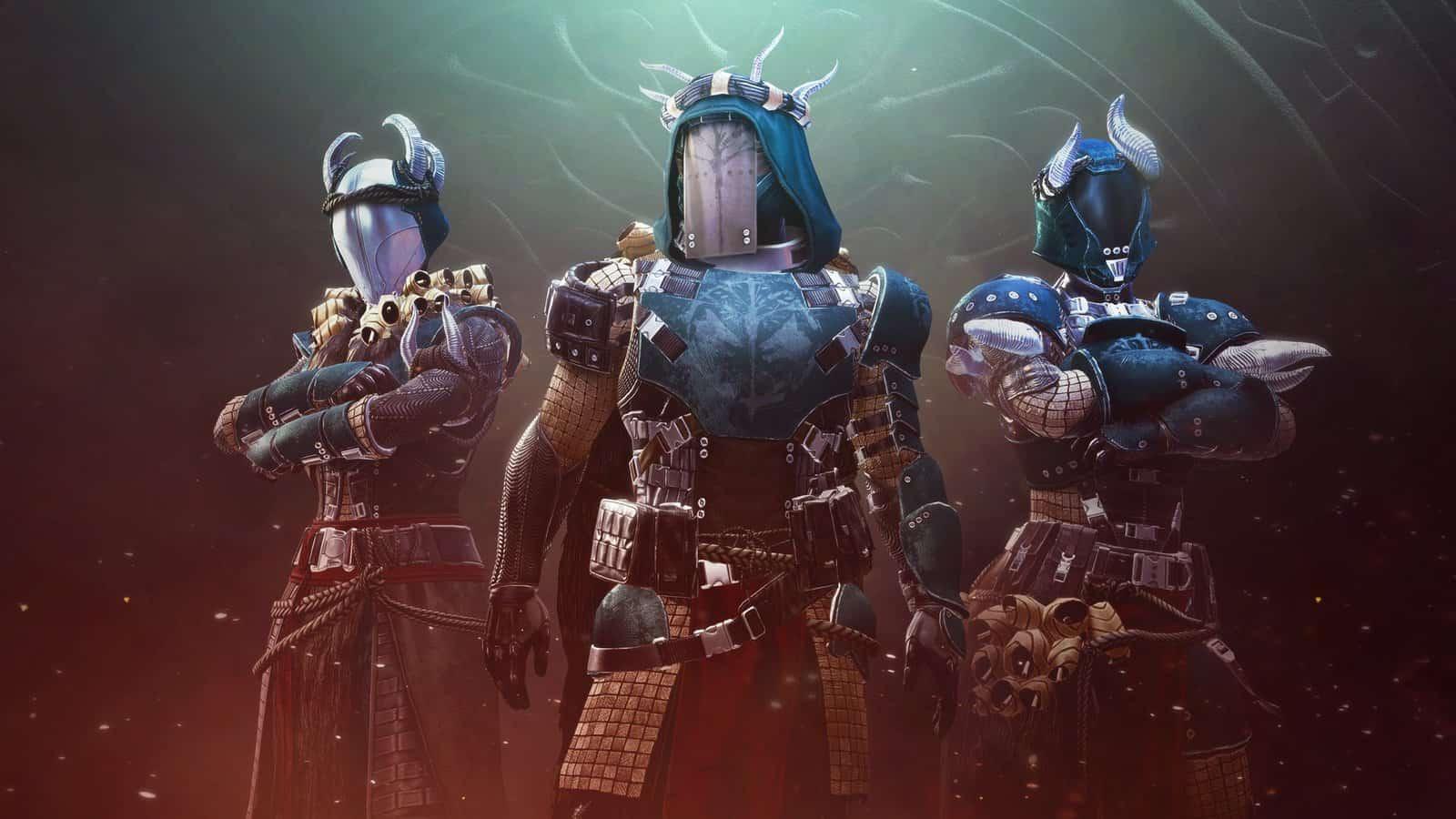 Iron Banner Armor Season 15 Destiny 2 1080p